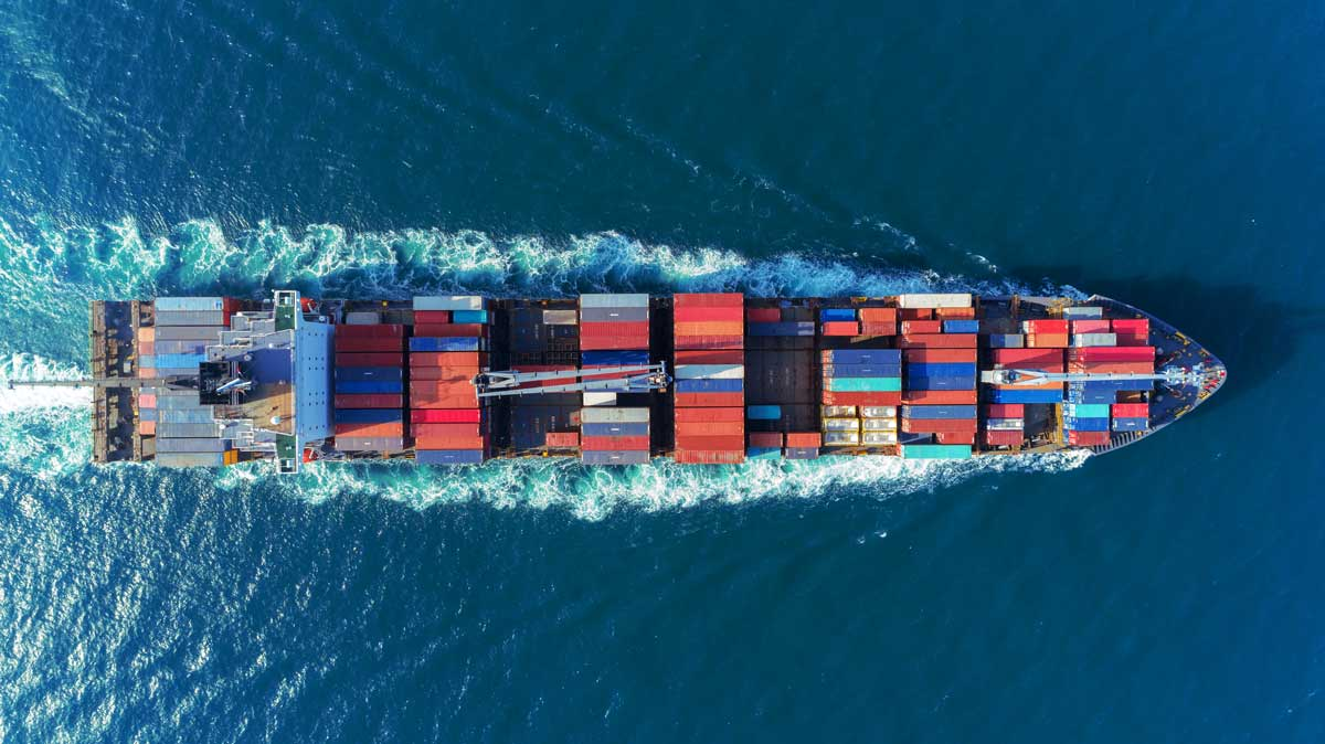 Sea Freight – Our access to the Global Value Network