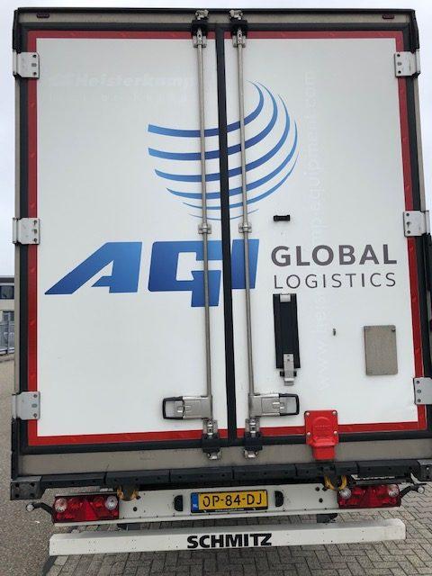 AGI refrigerated trailer