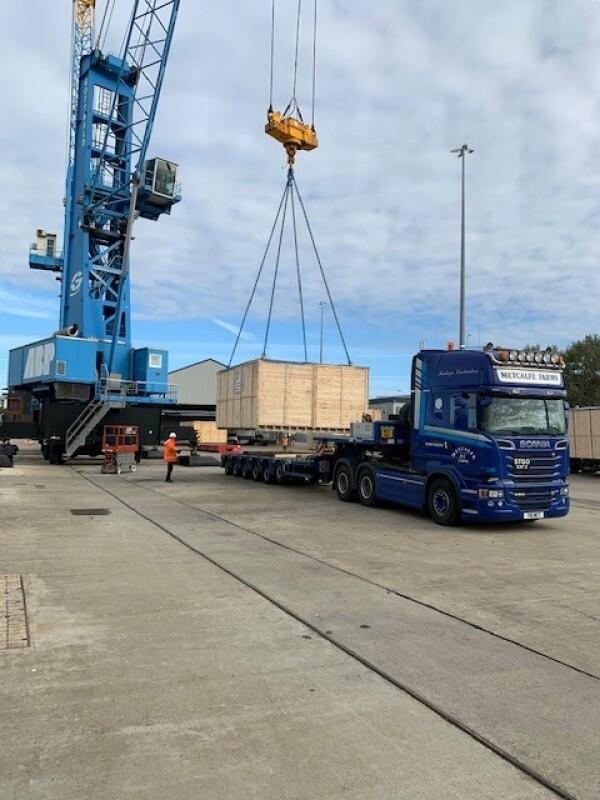 AGI freight