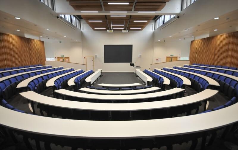 Transportation of cinema/sports stadium seating